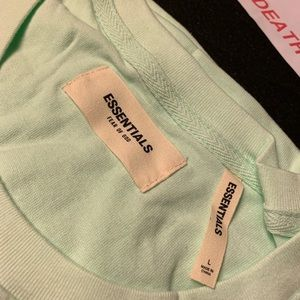 fd3c1966 Fear of God Shirts - Mint Fear Of God boxy tee
